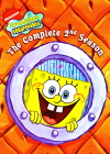 Губка Боб Квадратные Штаны / SpongeBob SquarePants Сезон 2 (2DVD-Mpeg4)